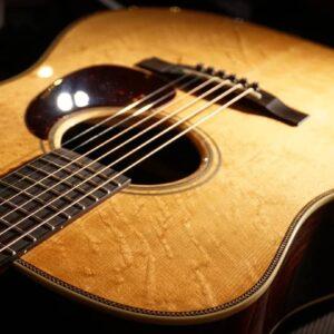 Santa cruz guitars BPW